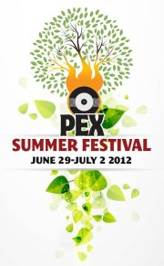 PEX Summer Festival 2012 June 28th - July 1st