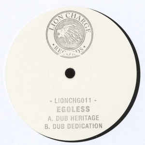#DubMonday - Egoless - Dub Heritage