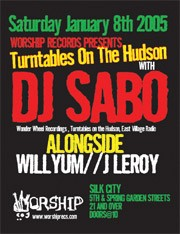THE SHAKEDOWN presents DJ SABO