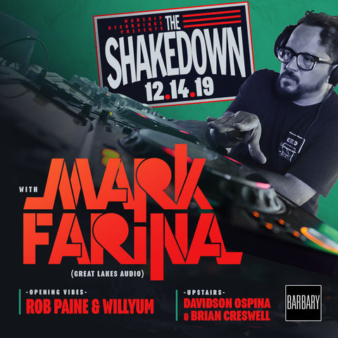 The Shakedown : Mark Farina