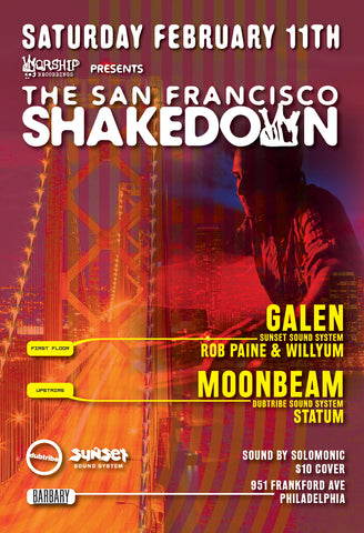 The San Francisco Shakedown
