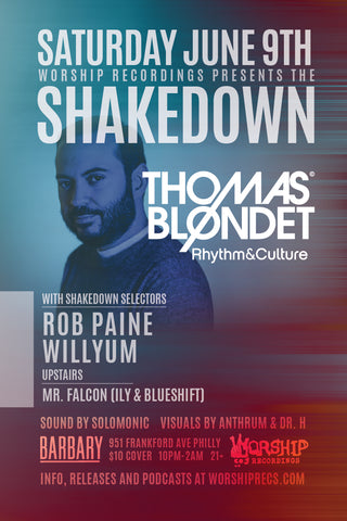 The Shakedown : Thomas Blondet