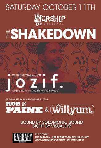 The Shakedown - Jozif