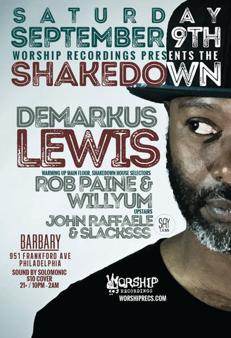 The Shakedown : Demarkus Lewis