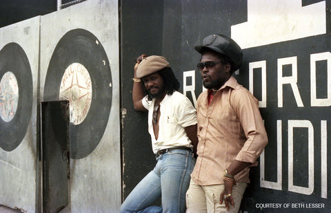 #DubMonday - Sly & Robbie - Rasta Man Chant