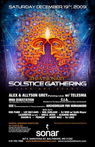 The Visionary Solstice Gathering