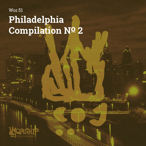 Wor.51 Philadelphia Compilation No.2 is now available!!!