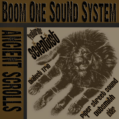 #DubMonday - Boom One Sound System - Ancient Scrolls (Scientist's Dub Version)