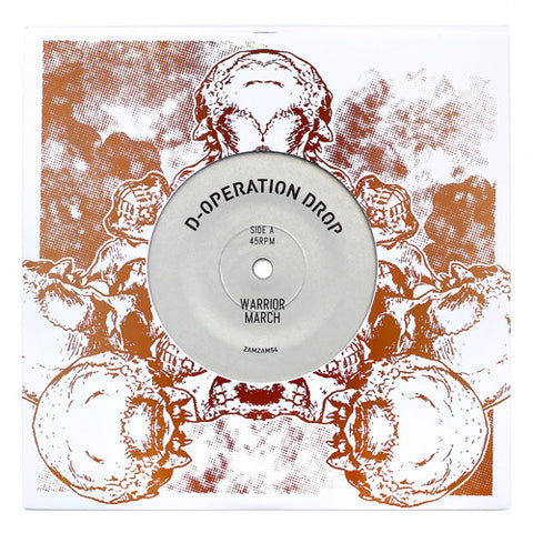 #DubMonday - D-Operation Drop - Warrior March bw/ Sativa Team