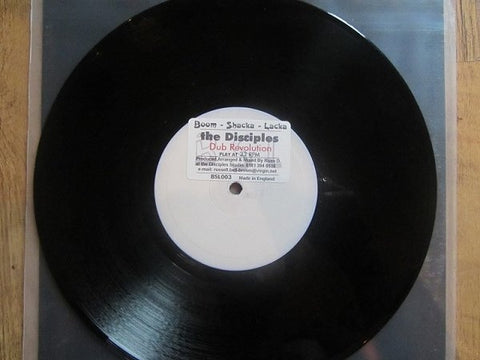 #DubMonday Disciples - Dub Revolution