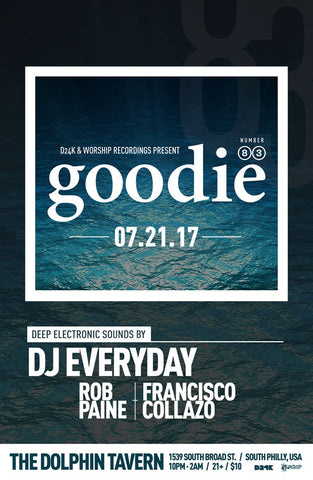 goodie no.83 : Dj Everyday