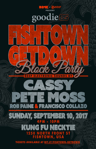 goodie : Fishtown Getdown Block Party