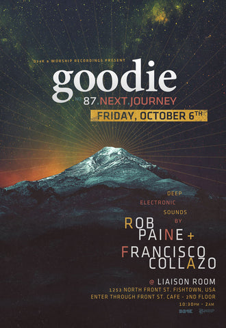 goodie no.87 : next journey