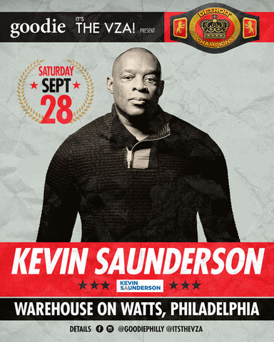 Detroit Legends no3 : Kevin Saunderson