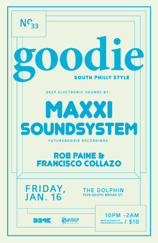 goodie no.33 w Maxxi Sound System