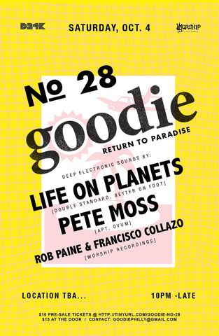 goodie #28 - return to paradise