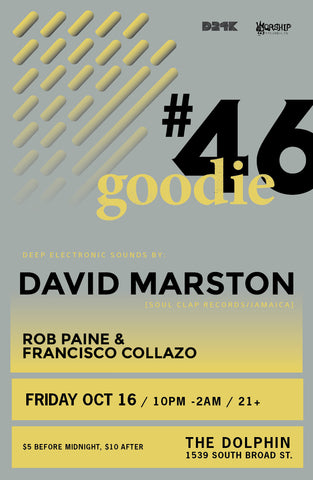 goodie no.46 : David Marston