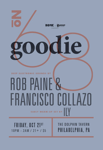 goodie no.68 Rob Paine, Francisco Collazo, ILY