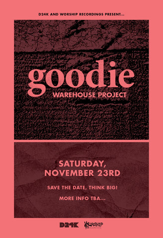 goodie #15 - warehouse project