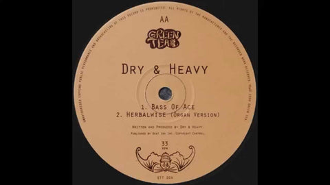 #DubMonday - Dry & Heavy - Herbal Wise (Organ Version)