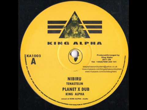 #DubMonday - King Alpha - Planet X Dub
