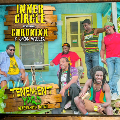 #DubMonday - Inner Circle ft Chronixx & Jacob Miller - Tenement Yard Dub