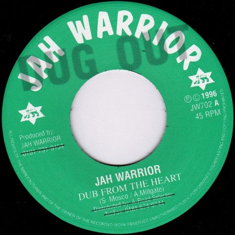 #DubMonday - Jah Warrior - Dub From The Heart