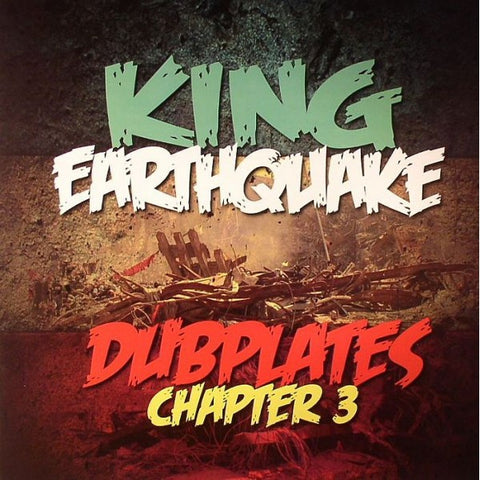 #DubMonday- KING EARTHQUAKE - ROSE IN DUB