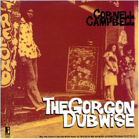 #DubMonday - Cornel Campbell - Blessed Are The Dub