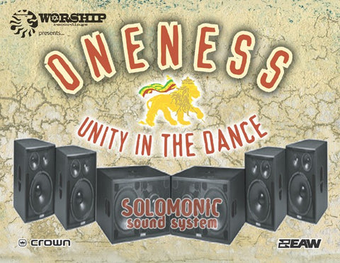 EVERY First Thursday ONENESS @ silk city