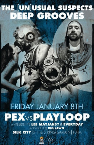 Playloop Vs Pex Fri. Jan 8th