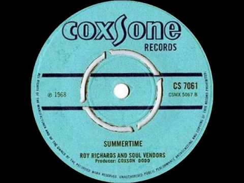 #DubMonday - Roy Richards & The Soul Vendors - Summertime