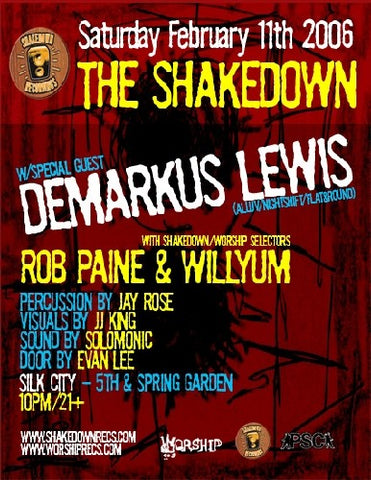 The Shakedown Turns 4!!!!!