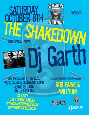The Shakedown with guest DJ GARTH