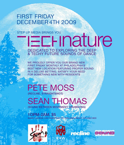 Technature @ Sumo Lounge Fri. Dec 4th