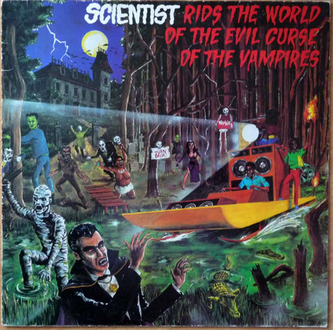#DubMonday - Scientist - Your Teeth In My Neck