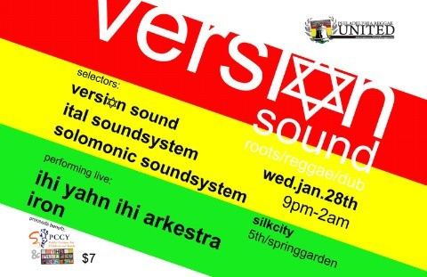 Version Sound presents ...