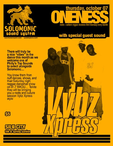 ONENESS ft VYBZ XPRESS