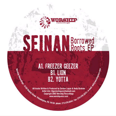 #WorshipWednesday- Seinan- Lion (Original Mix)