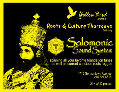 Yellowbird Roots & Culture Thursdays