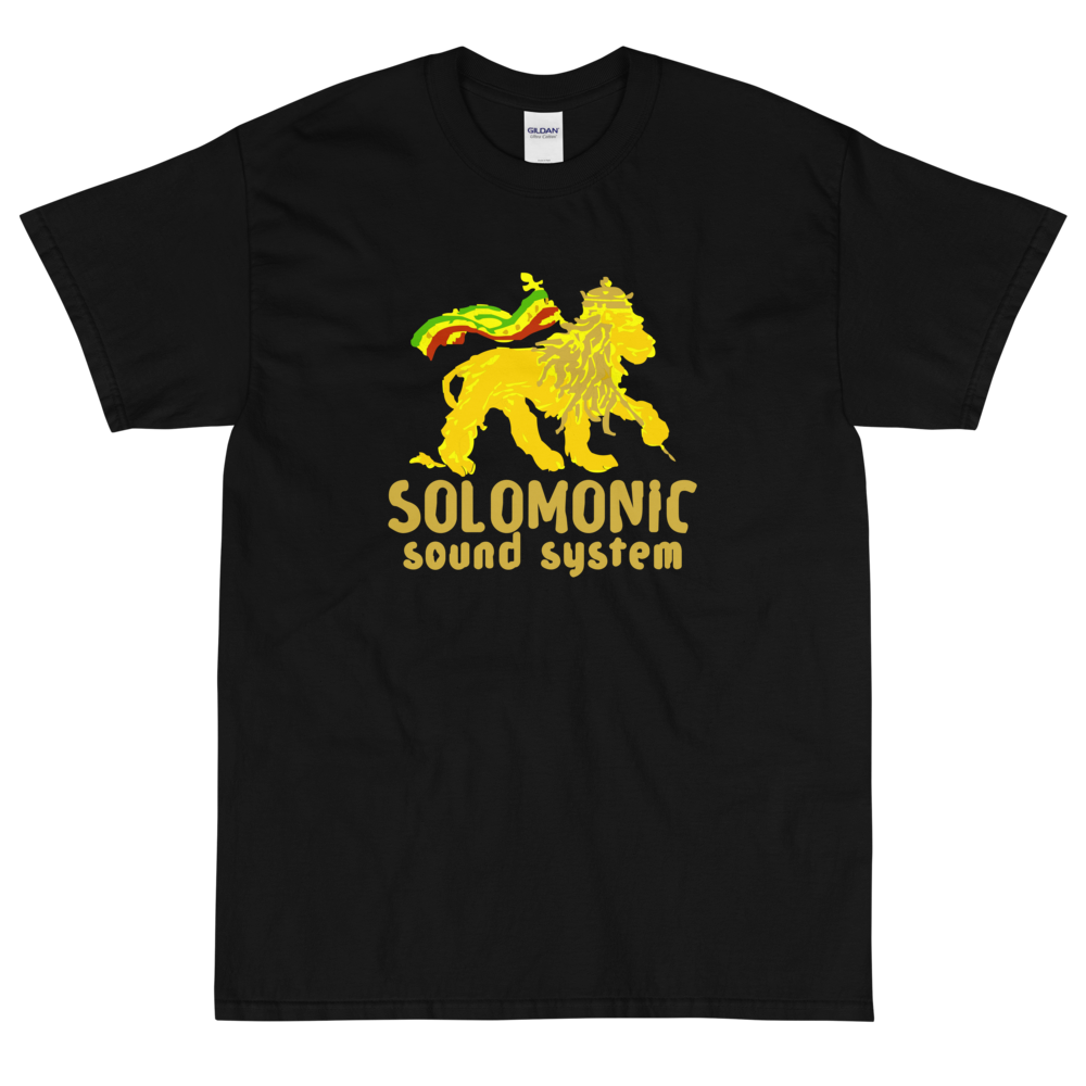 Solomonic Sound T-Shirt (Color Logo)