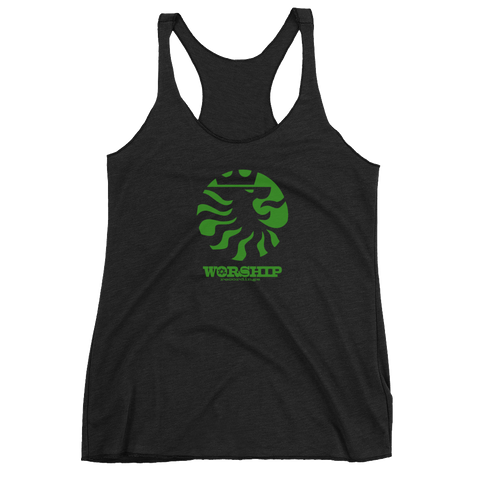 "Worship ""OG Logo"" Women's Tank Top"