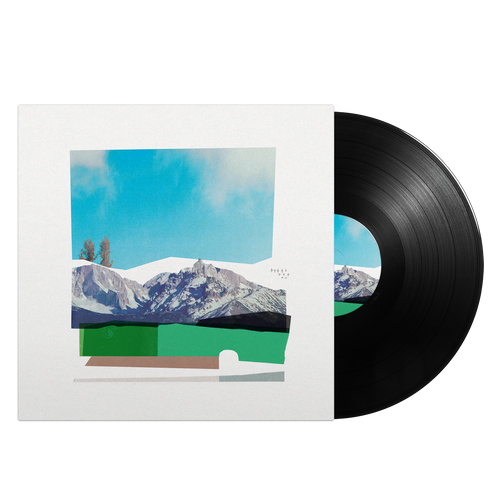 ojio Vinyl + Digital Download