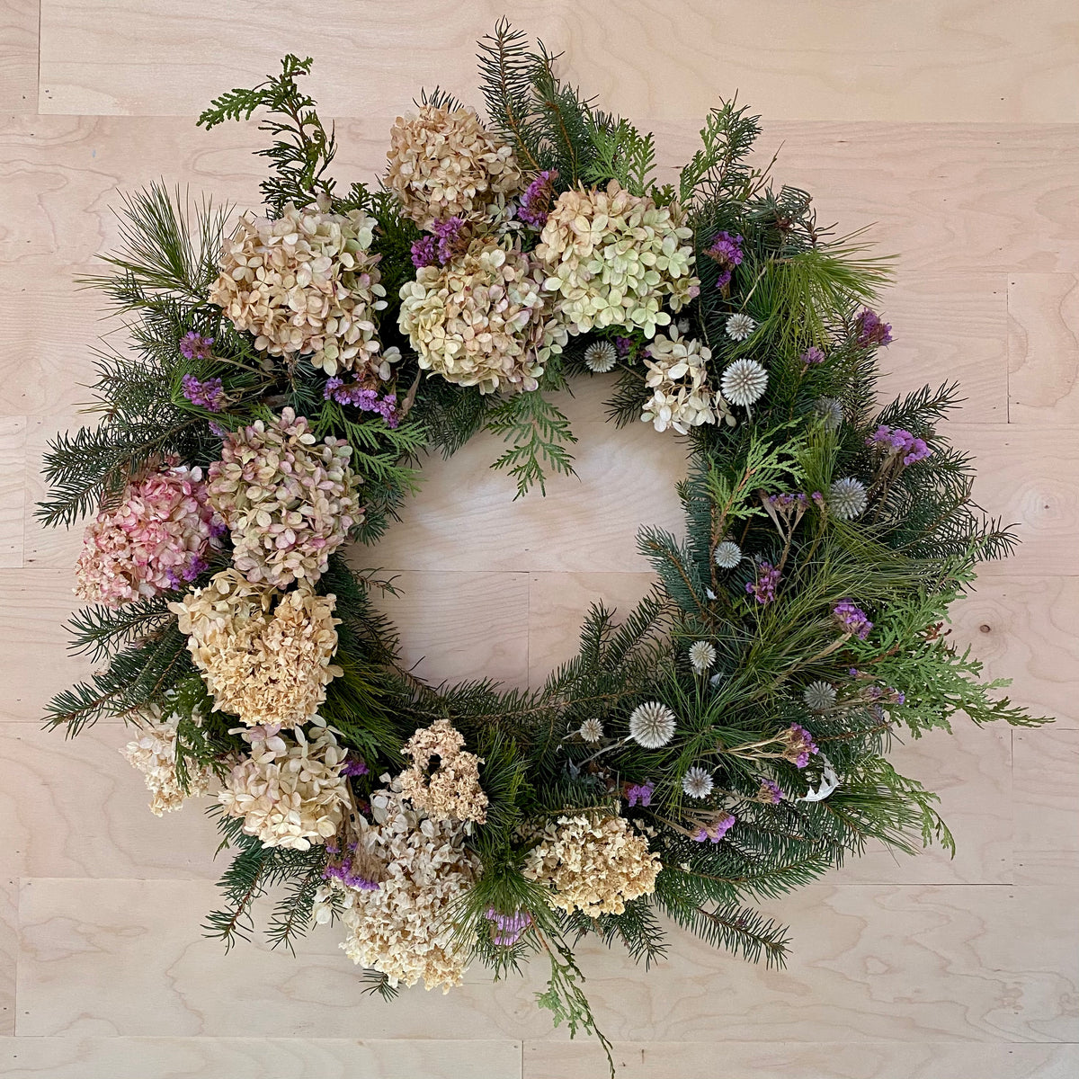 Evergreen Wreath 26