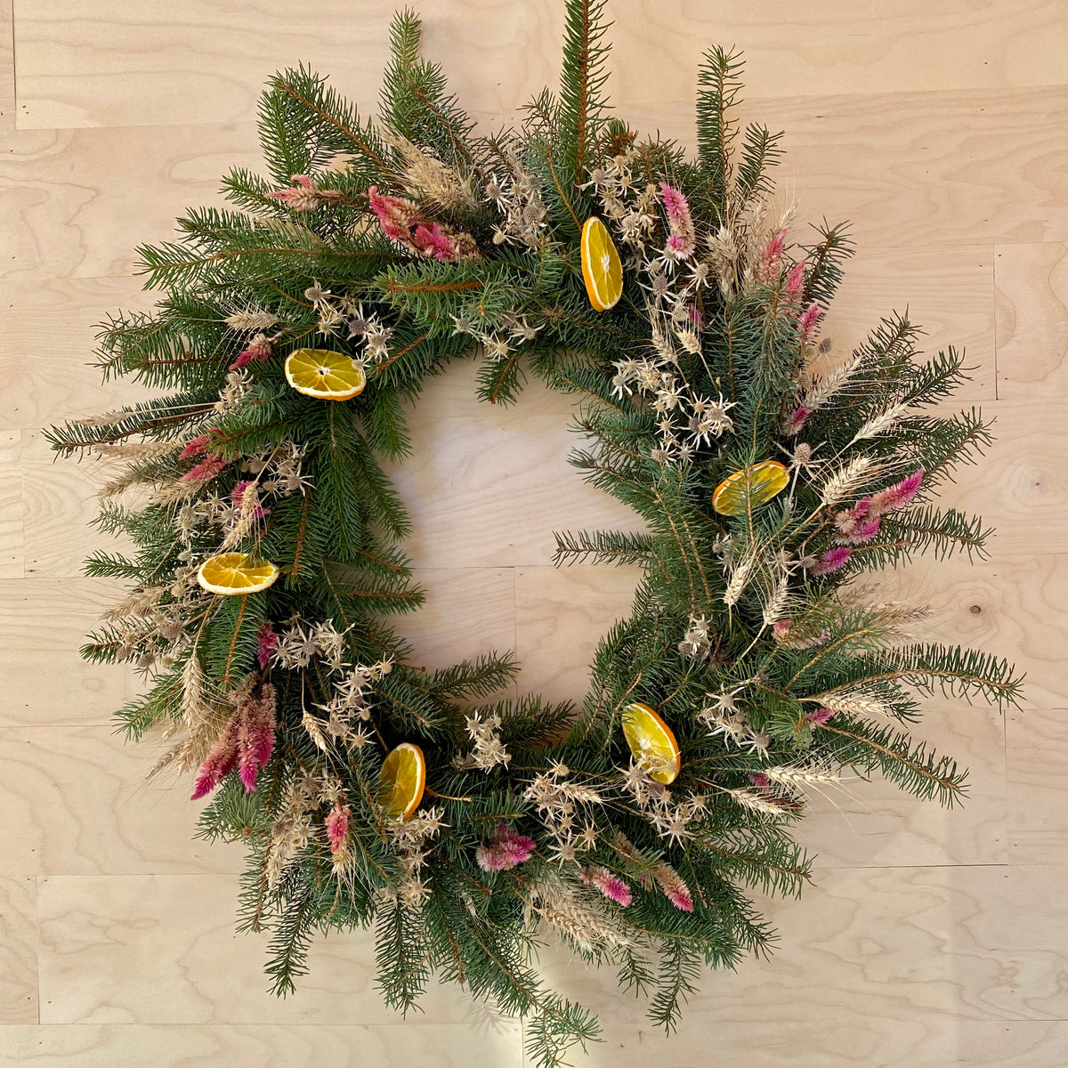 Evergreen Wreath 27