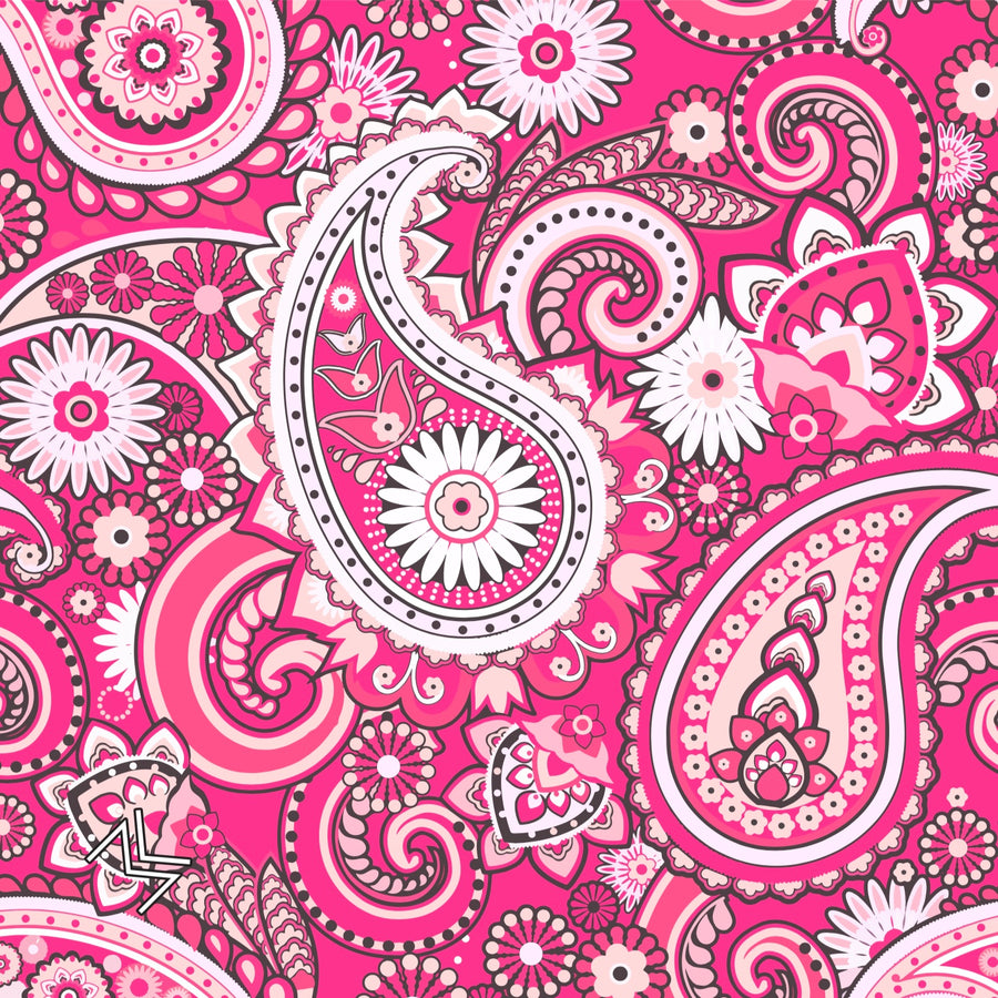 The Pink Paisley