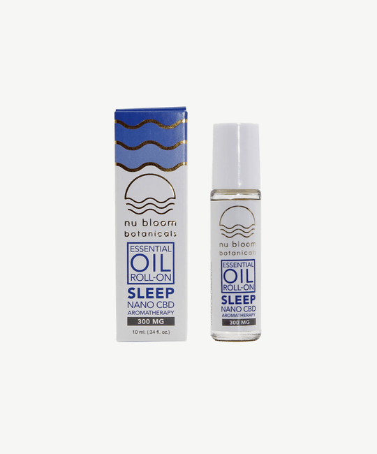 Essential Oil Roll On - Sleep