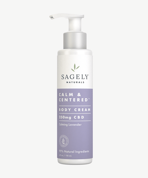 Sagely Naturals Calm & Centered Cream