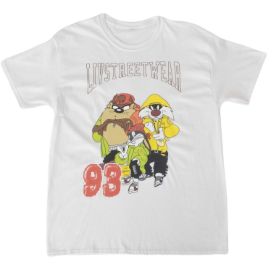 Looney in the Hood '93 T-Shirt