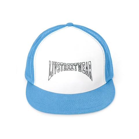 Light Blue Trucker Hat